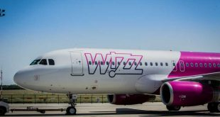 WIZZ AIR на летище София