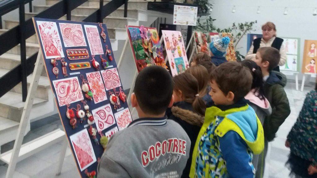 Изложба в Надежда