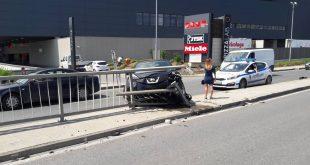 Катастрофа на Околовръстен път пред Икеа в София