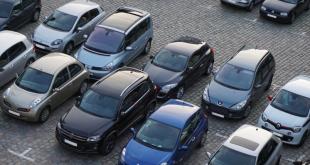 споделено паркиране