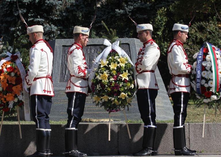 Ден на незвисимостта в София