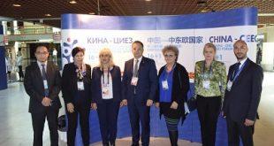 Зам.-кметът Дончо Барбалов на среща на кметовете в Белград