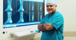 Д-р проф. Харзем Йозгер в България