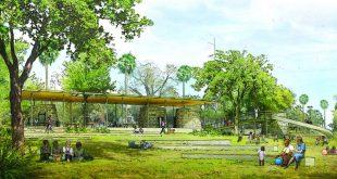 План за парк в Младост 3