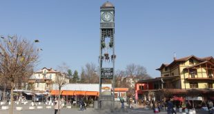 Часовникова кула в Банкя