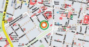 карта на ул. Владайска 29