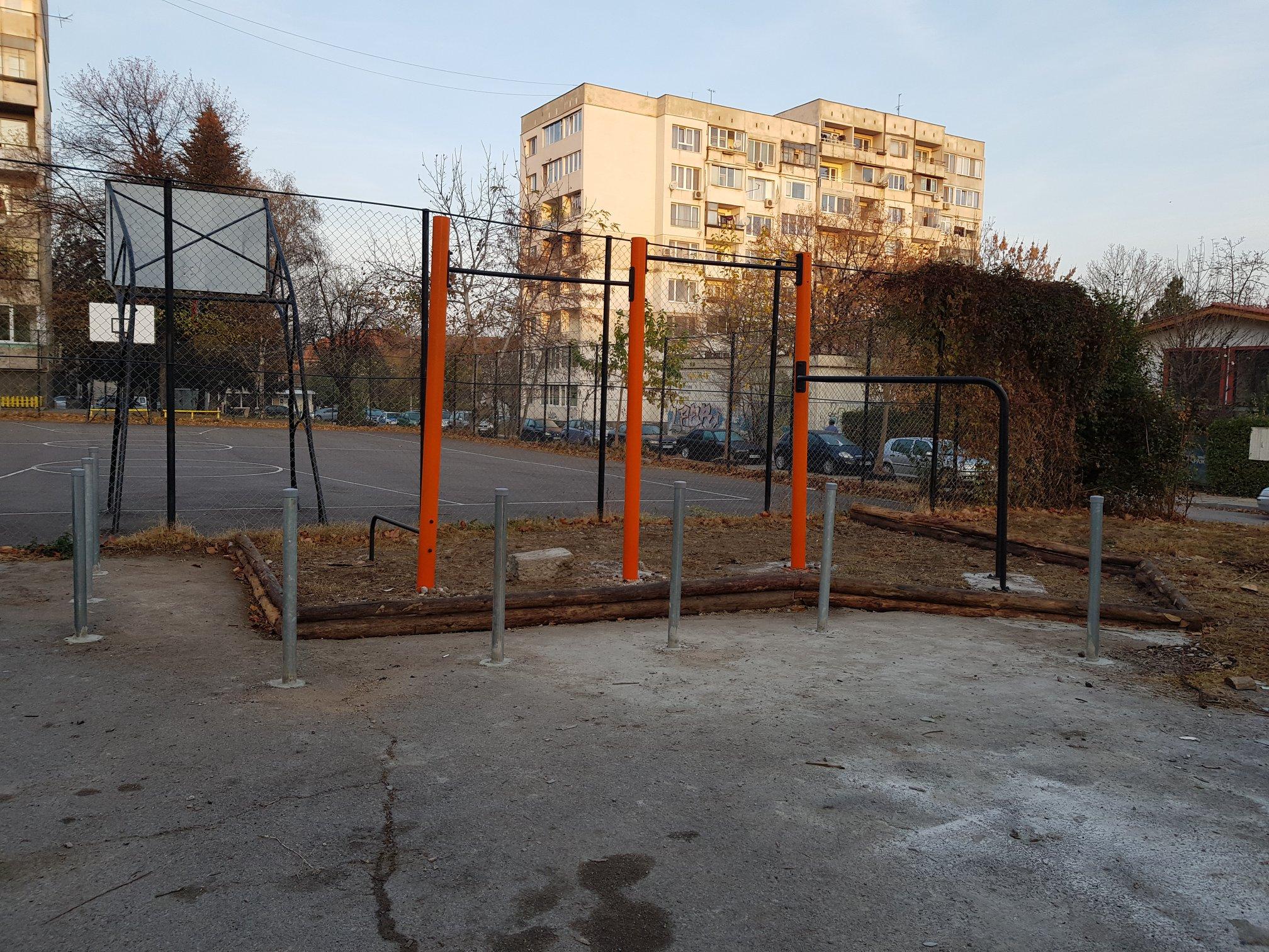 детска площадка в кв. Витоша