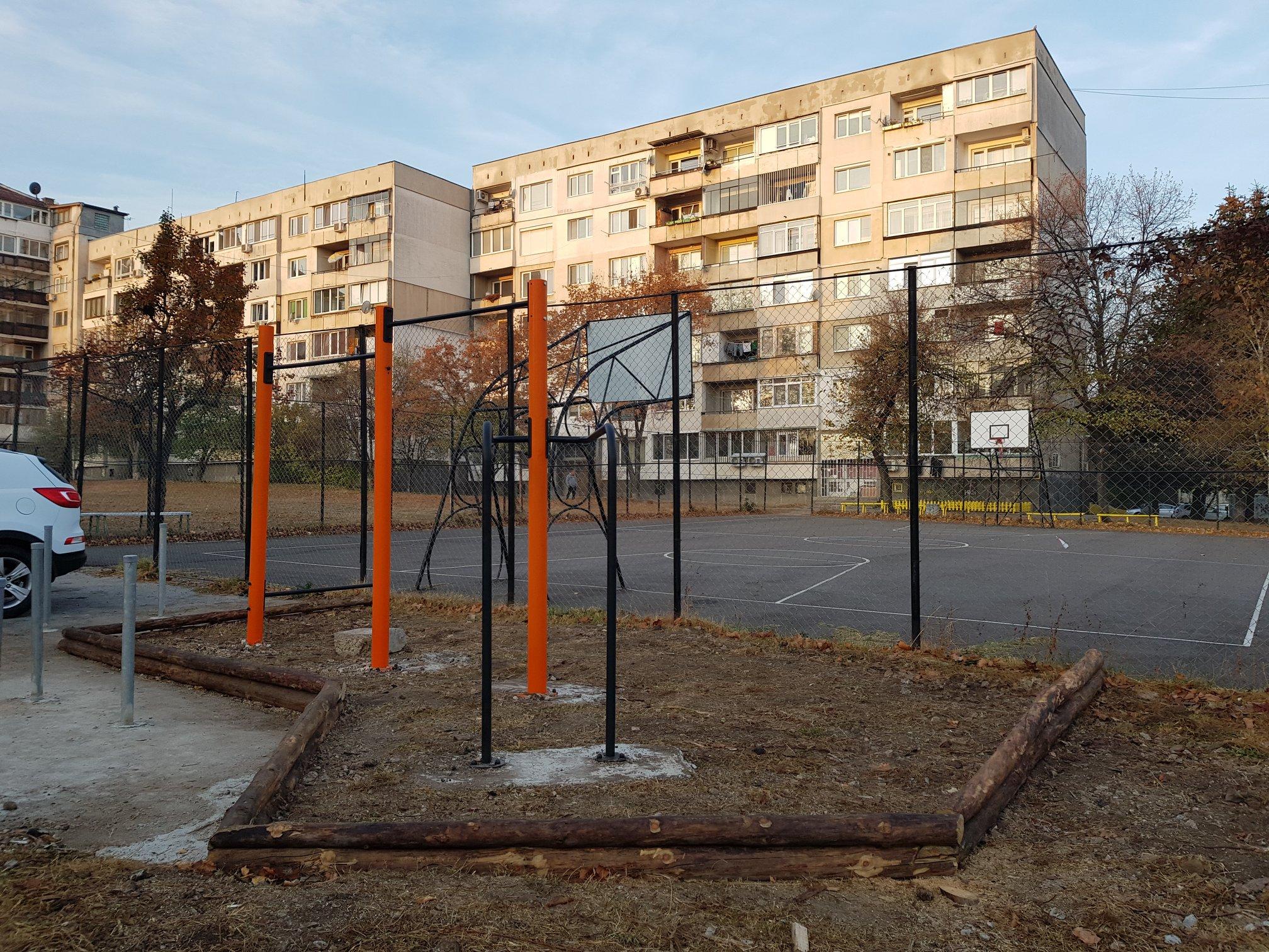 баскетболно игрище в кв. Павлово