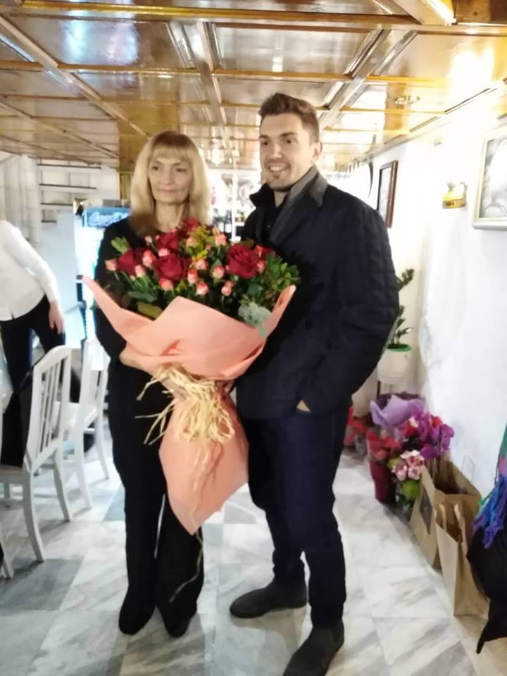 синът на Ваня Дерменджиева - Явор