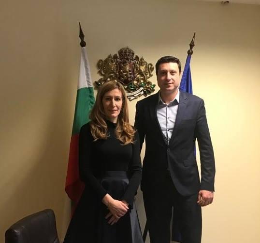 Рангел Марков и Николина Ангелкова