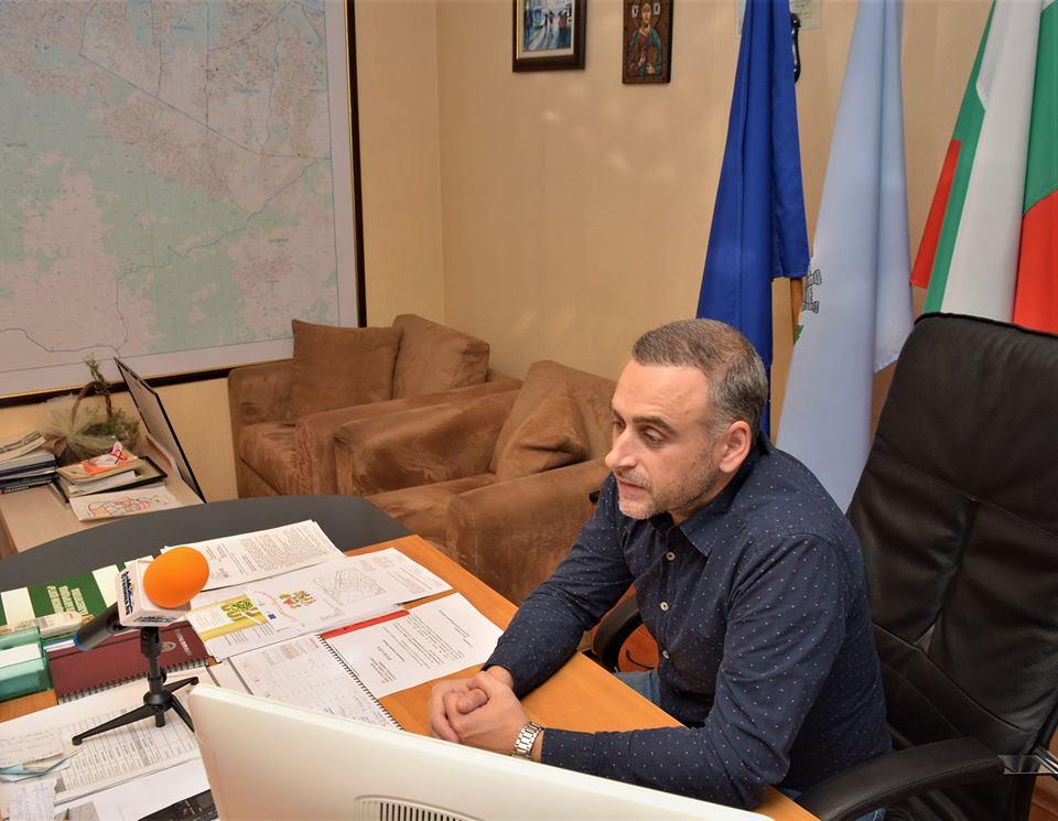 районен кмет на Витоша
