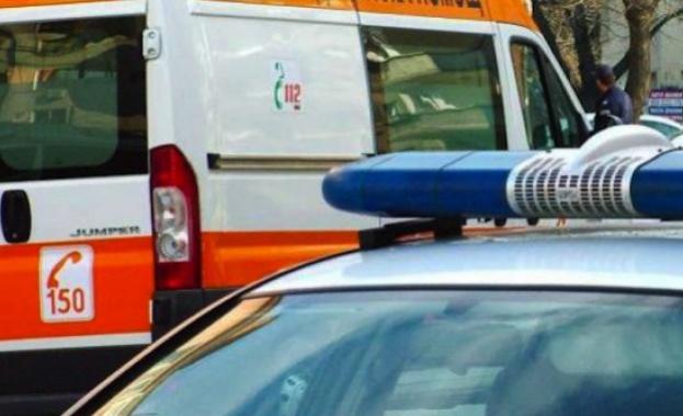 Полицейска кола, линейка
