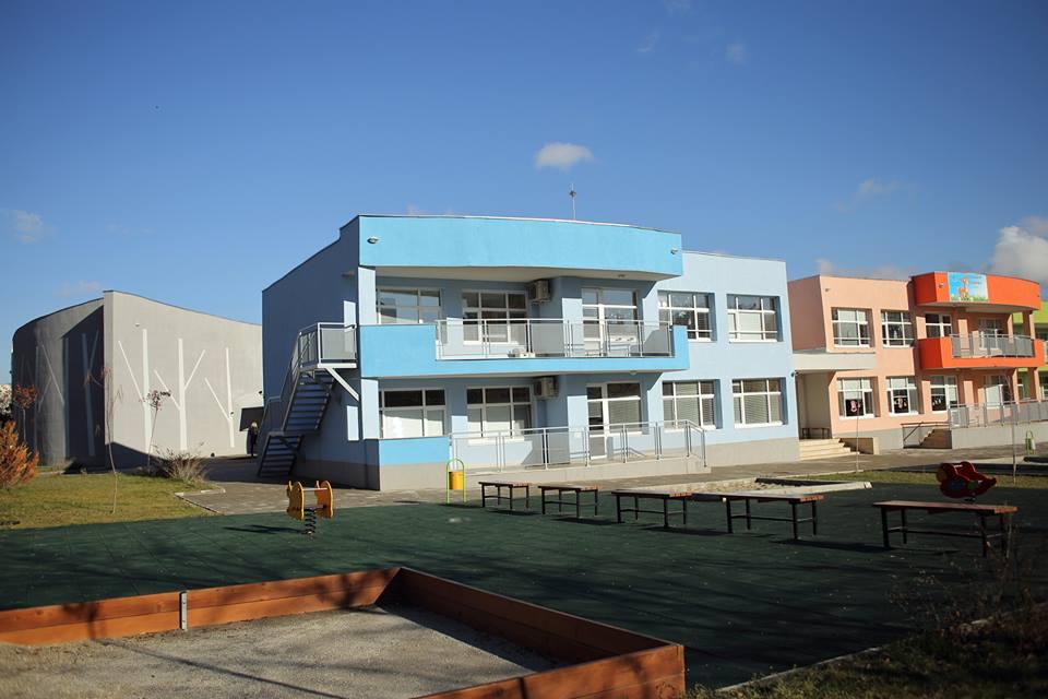 Нова детска градина в Младост