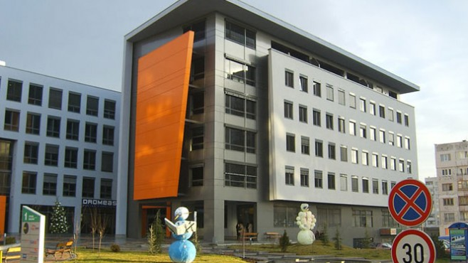 Сграда 1, Бизнес Парк София