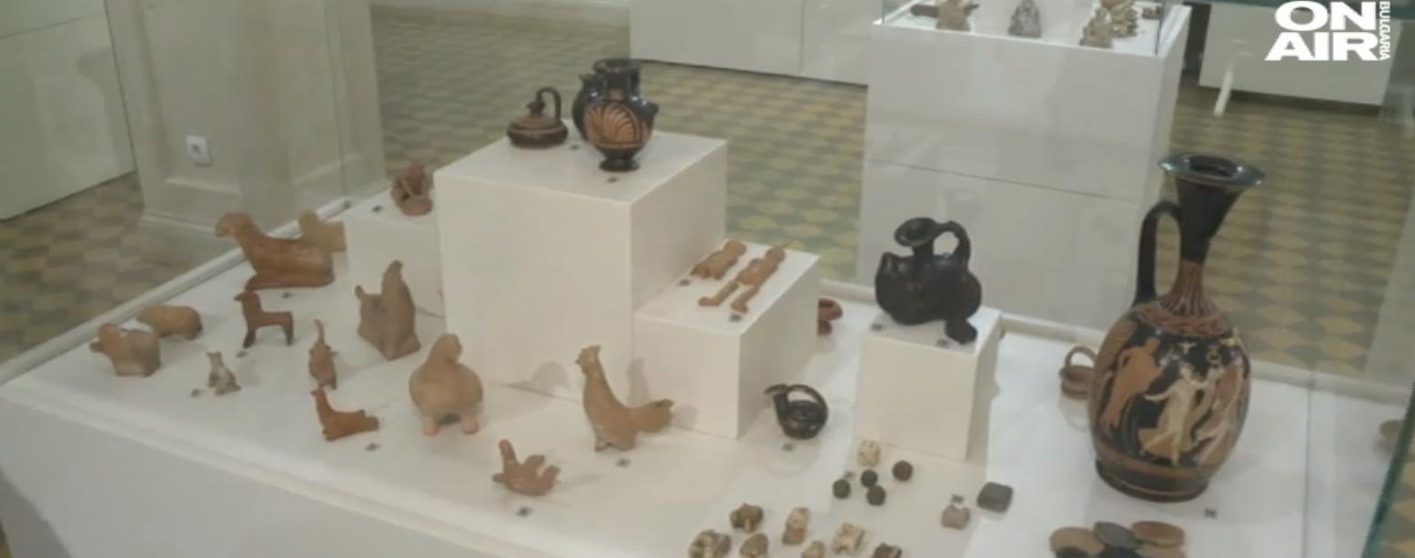 Изложба в Историческия музей