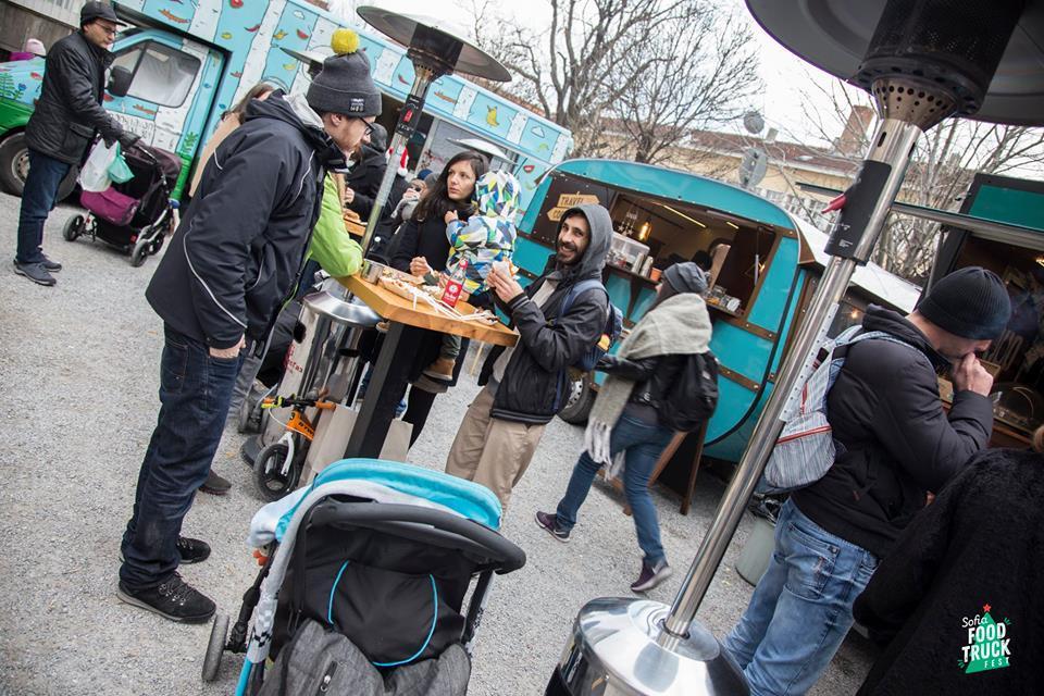 Sofia Food Truck Fest