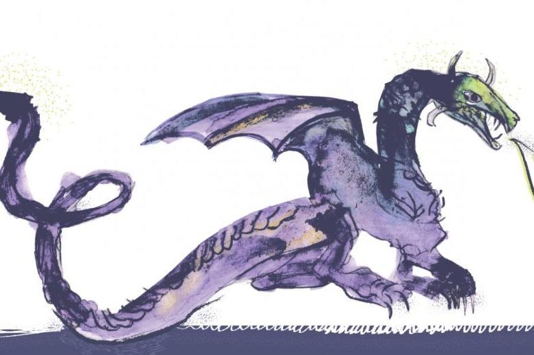 илюстрация от детската книжка