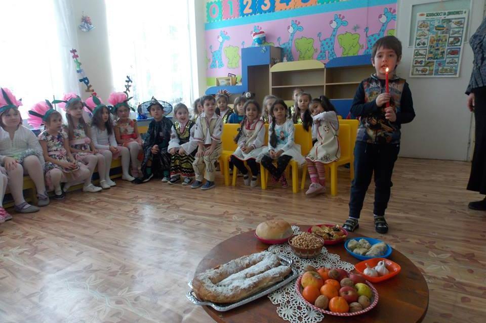 """Тържество в 90-а детска градина """"Веса Паспалева"""", район Надежда"""