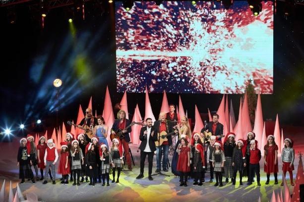 """Българската Коледа в Народния театър """"Иван Вазов"""""""
