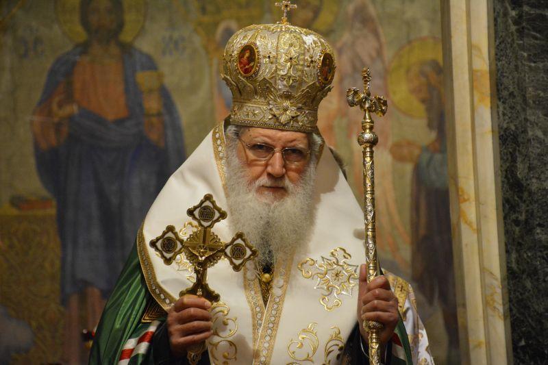 Негово Светейшество българският патриарх Неофит