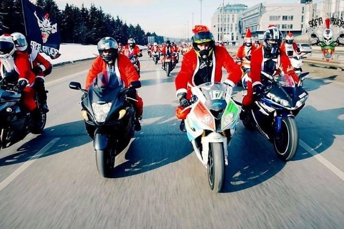 мотористи Дядо Коледа