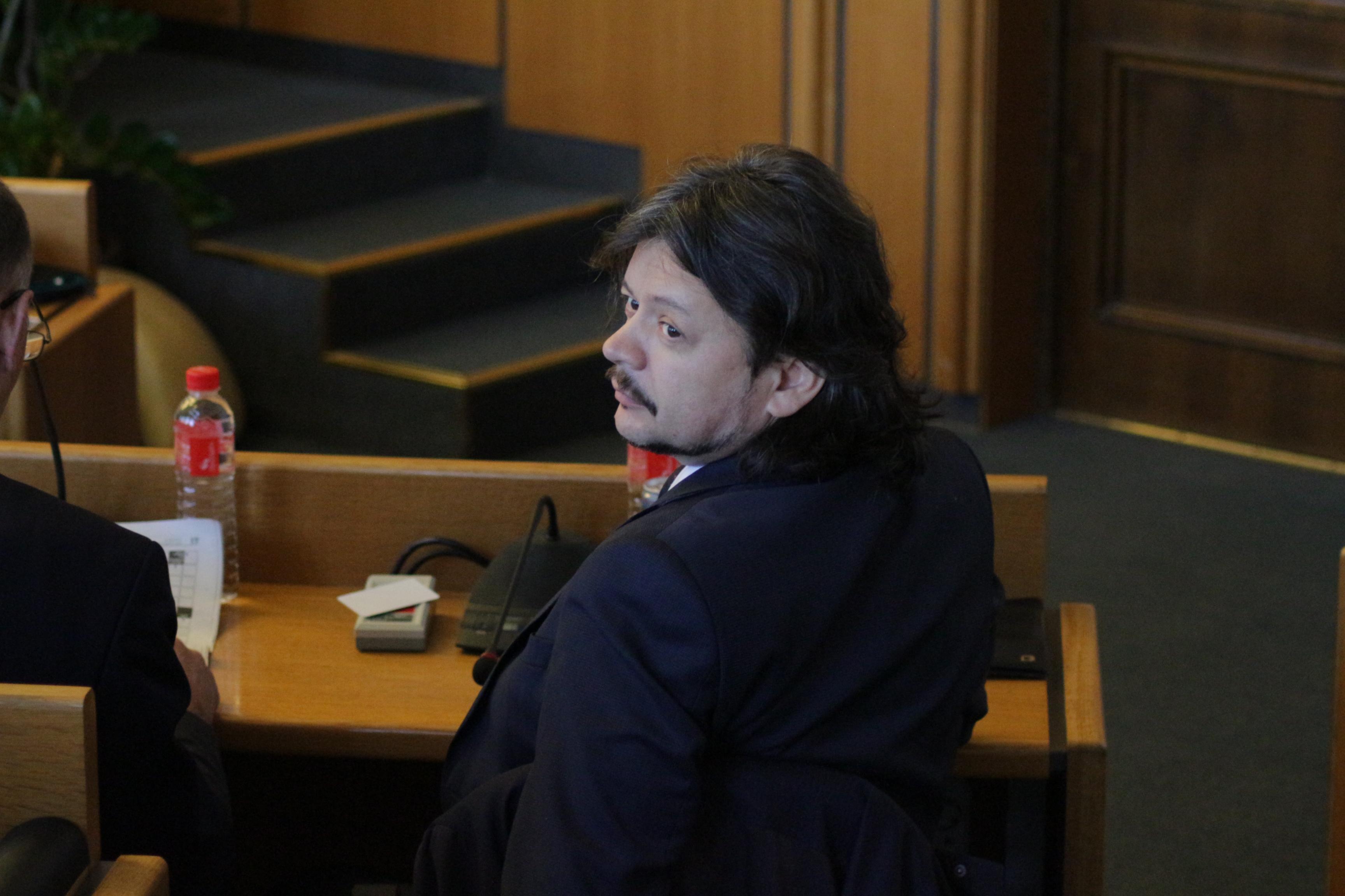 Зам.-председателят на СОС Иван Велков