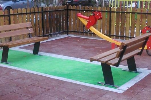 Детска площадка в кв. Хиподрума