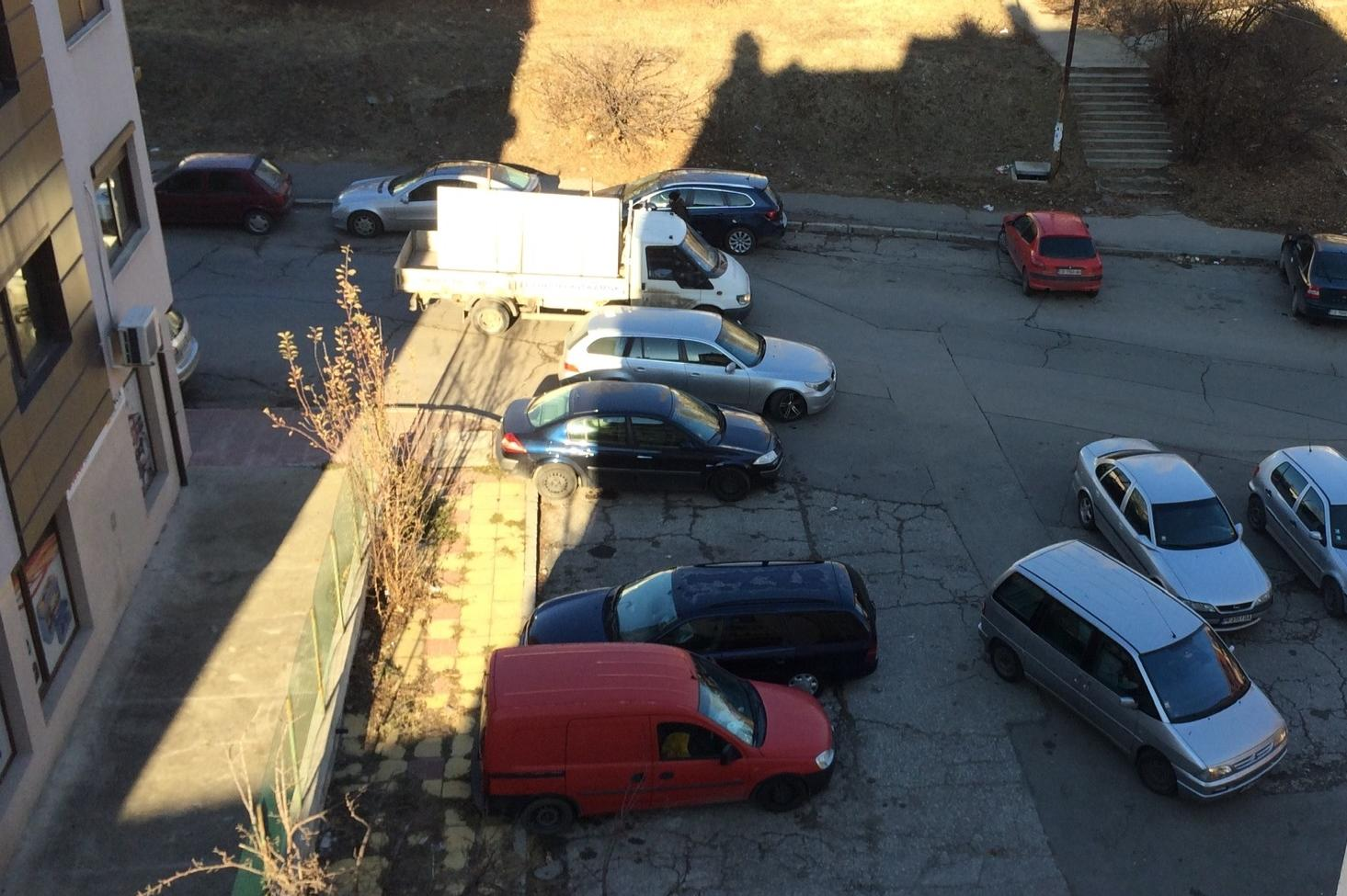 Опасно паркиране