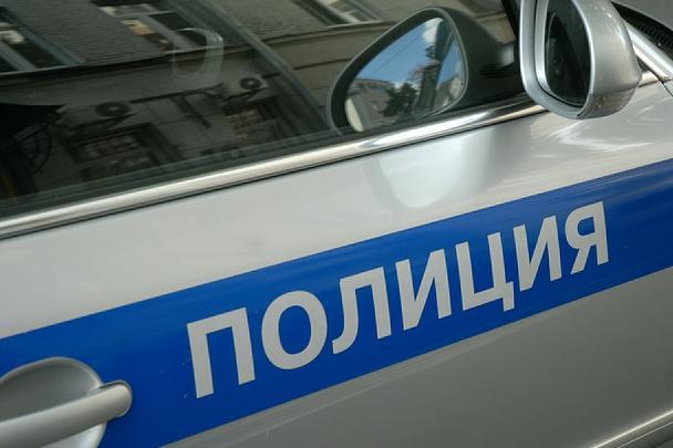 полицейски автомобил