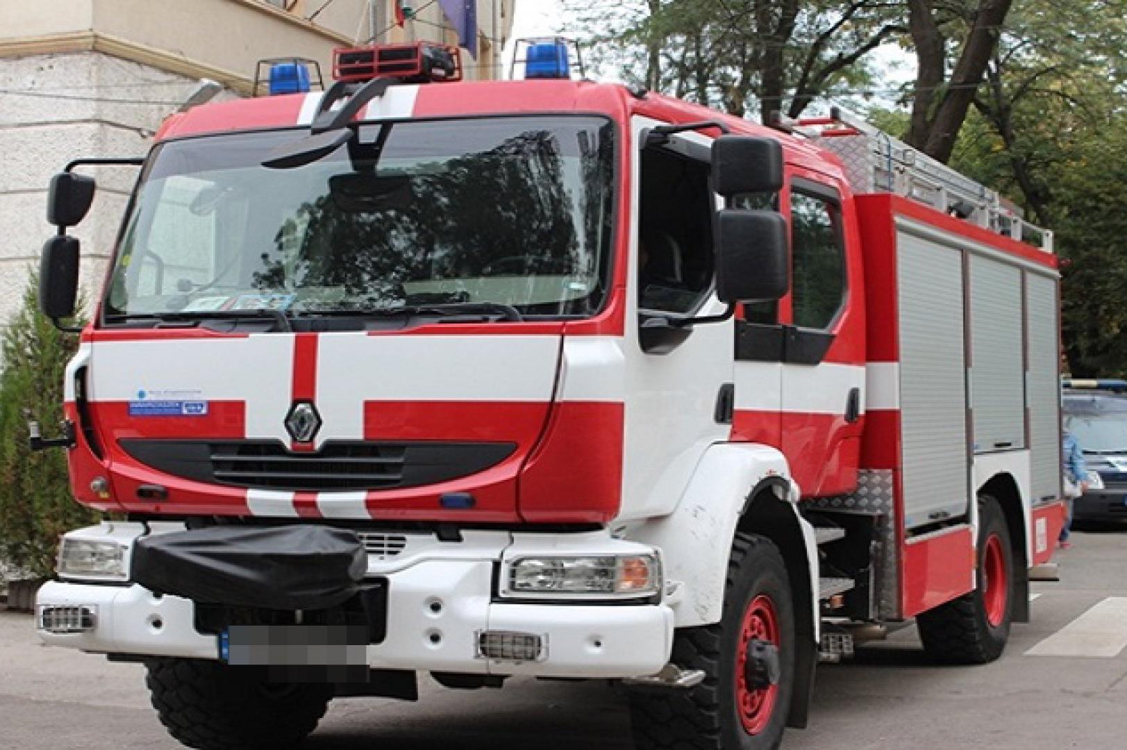 Пожарен автомобил