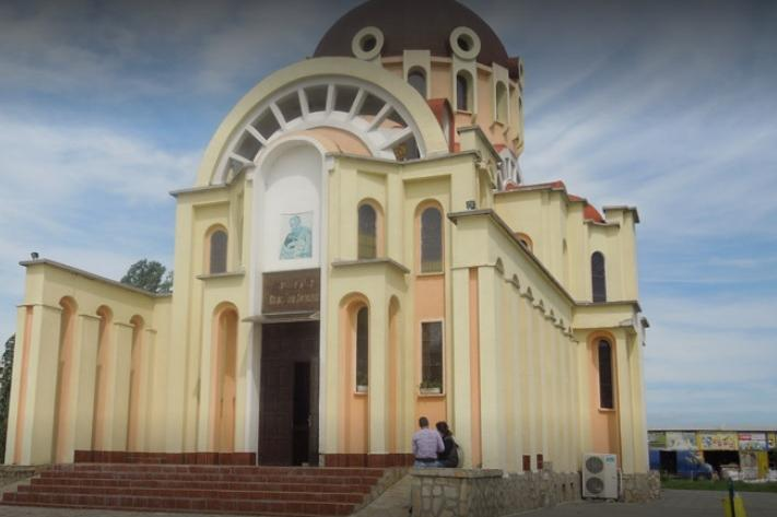 Църква в кв. Левски
