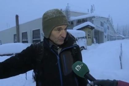 Уволненият управител на заслона на Витоша Чавдар Ефтимов