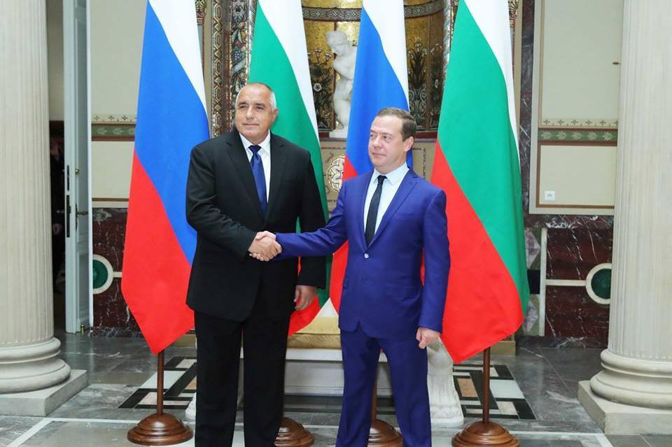 Борисов и Медведев