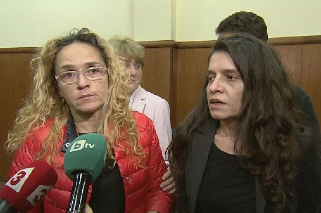 Десислава Иванче и Биляна Петрова