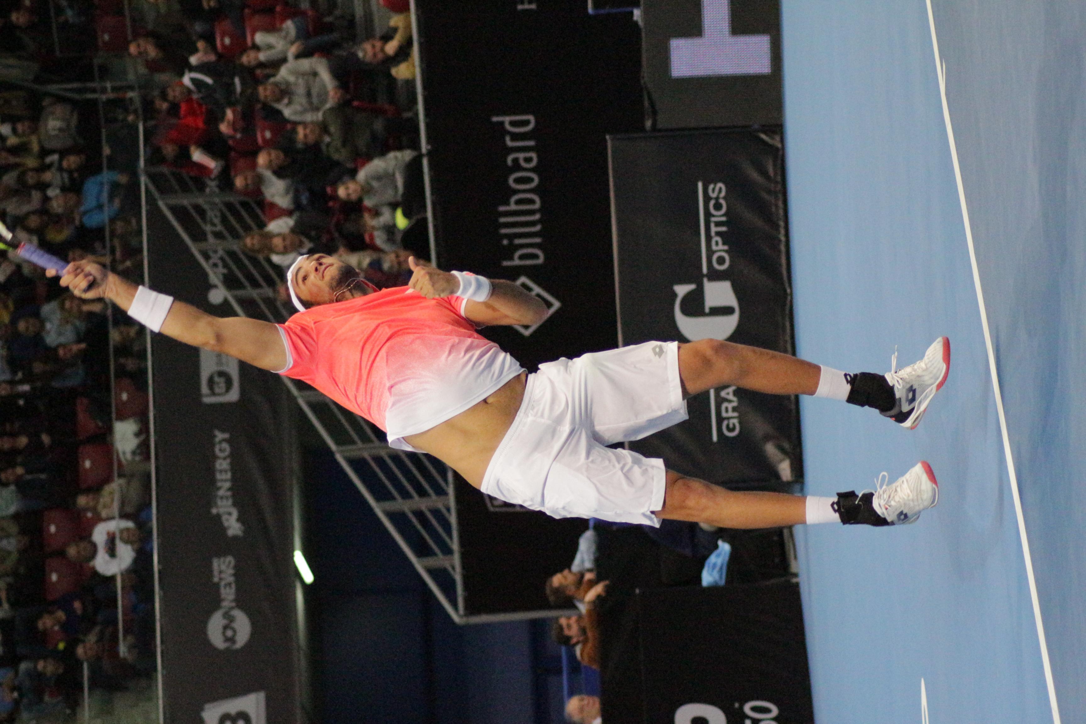 Полуфинал на Sofia Open 2019