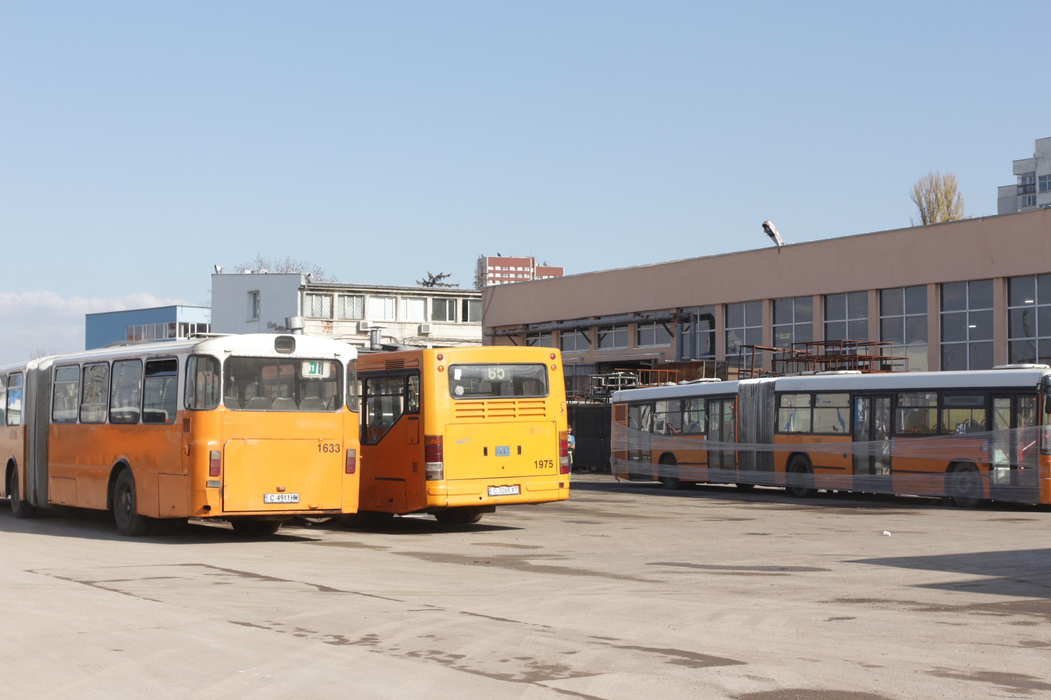 Автотранспорт в София