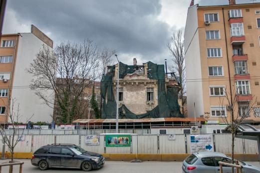 Къщата на Гешов