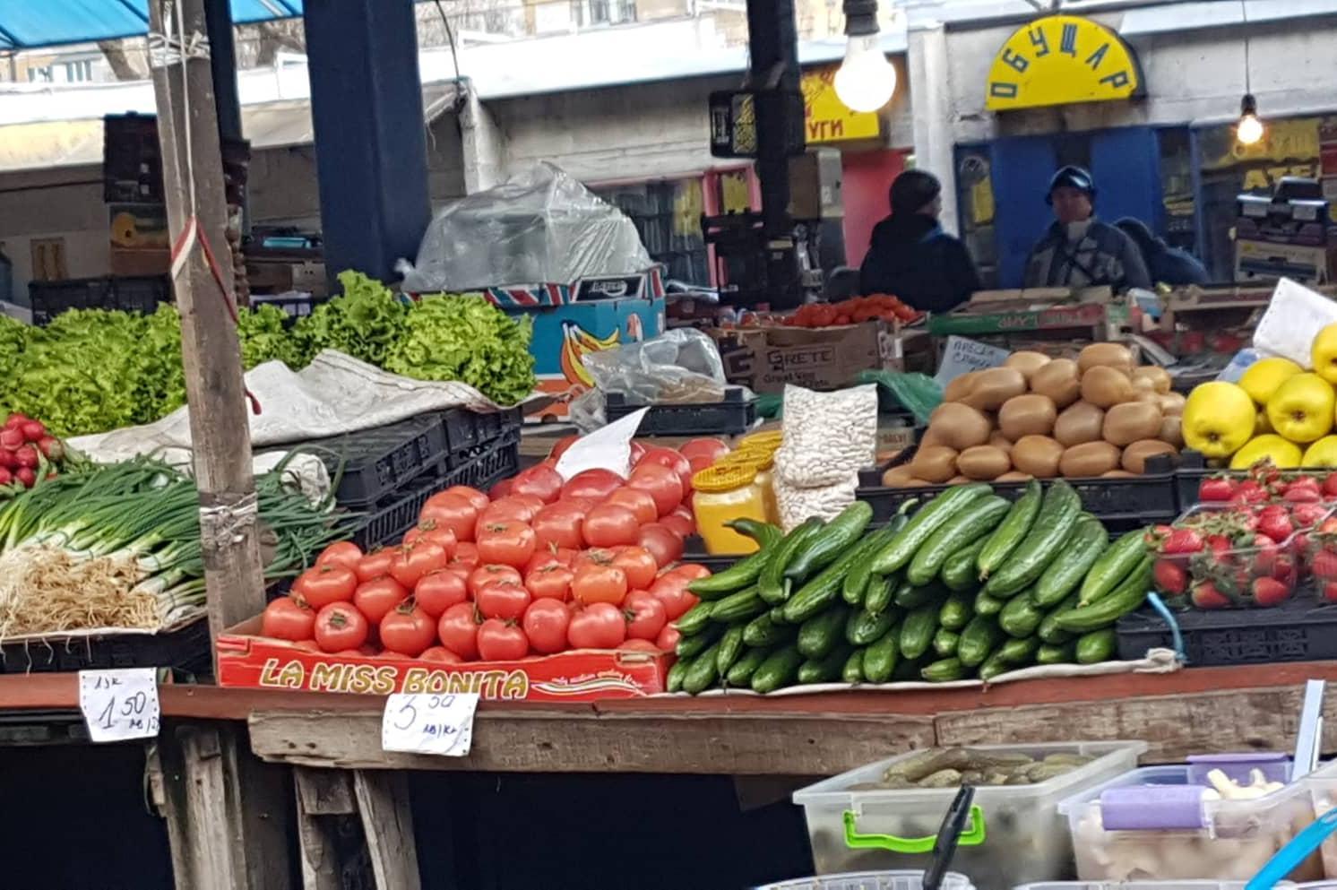 Пазара в Дружба 1