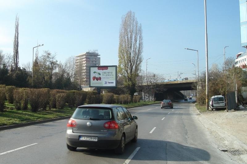 Моста на бул.България