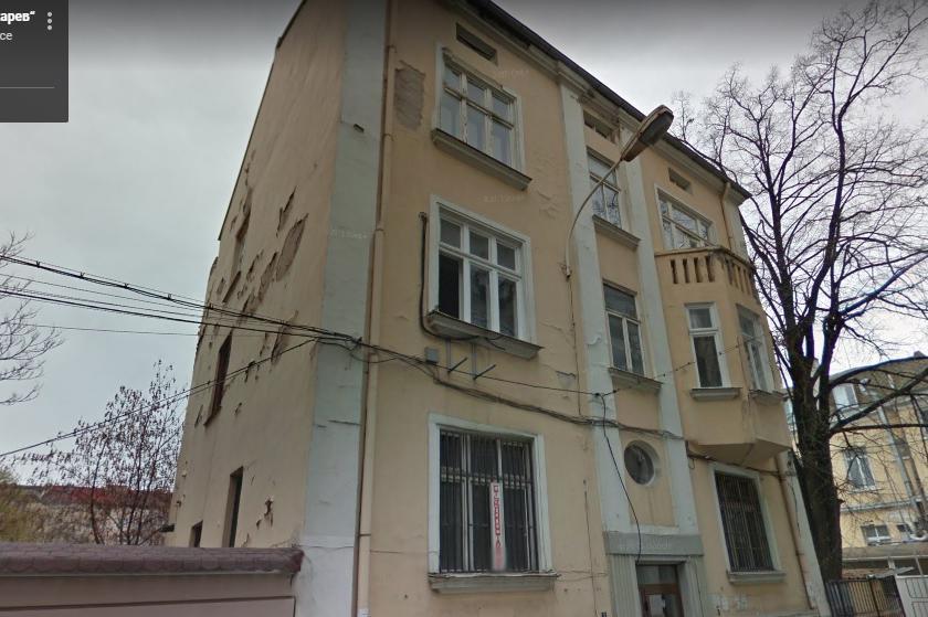 Сградата на ул. Кузман Шапкарев 3