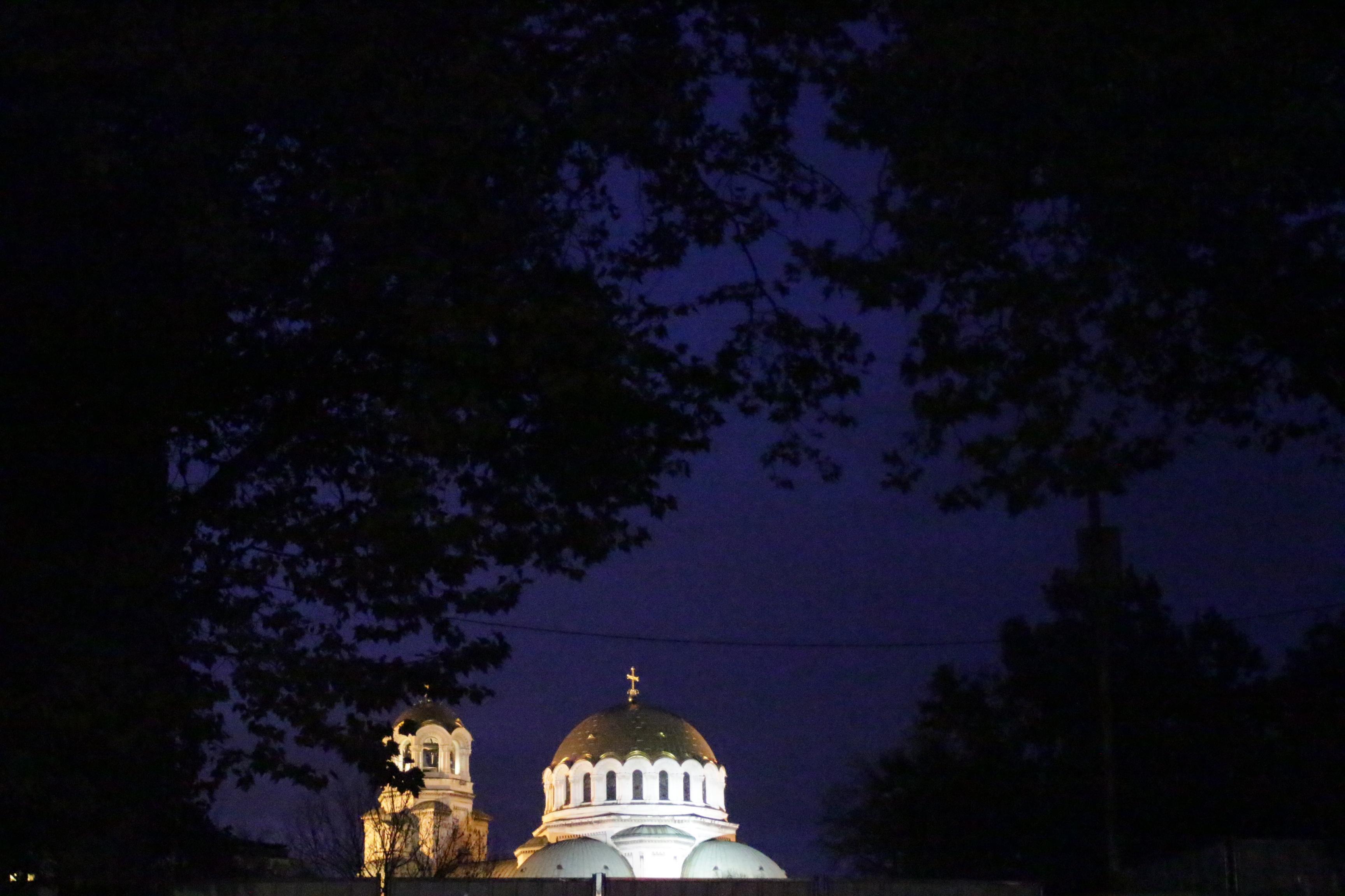 """Катедрален храм """"Св. Александър Невски"""""""