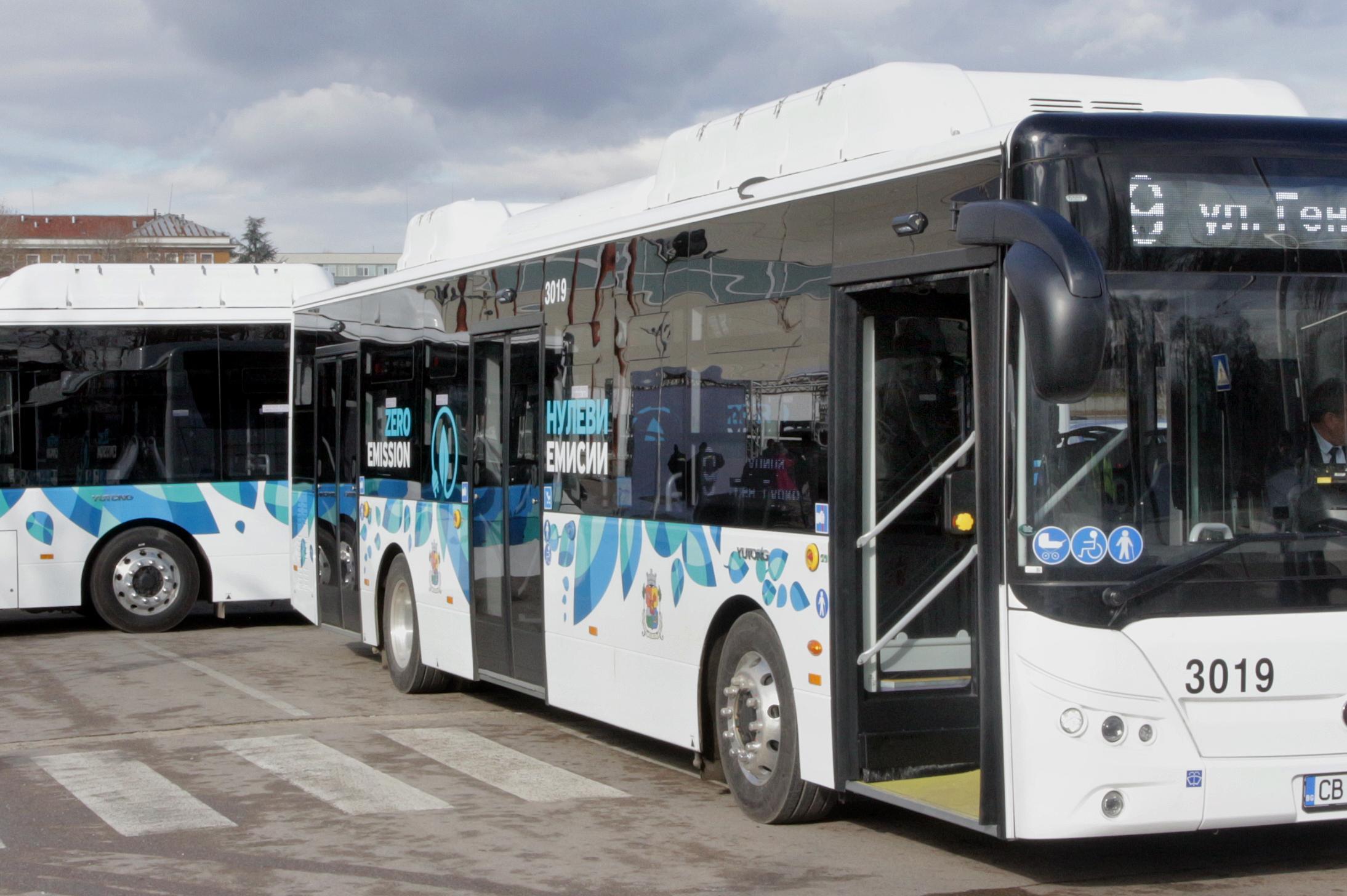 Нови електробуси