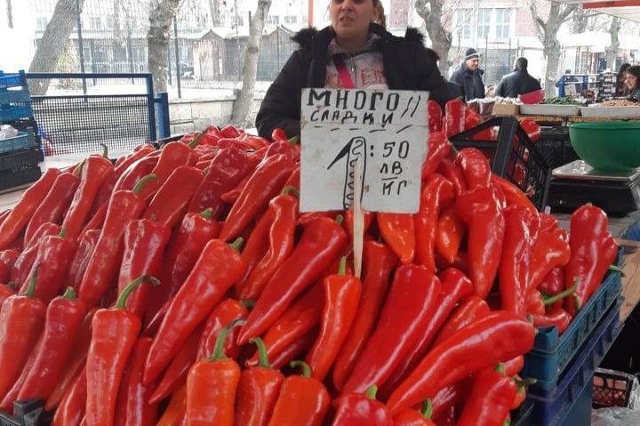 Женския пазар