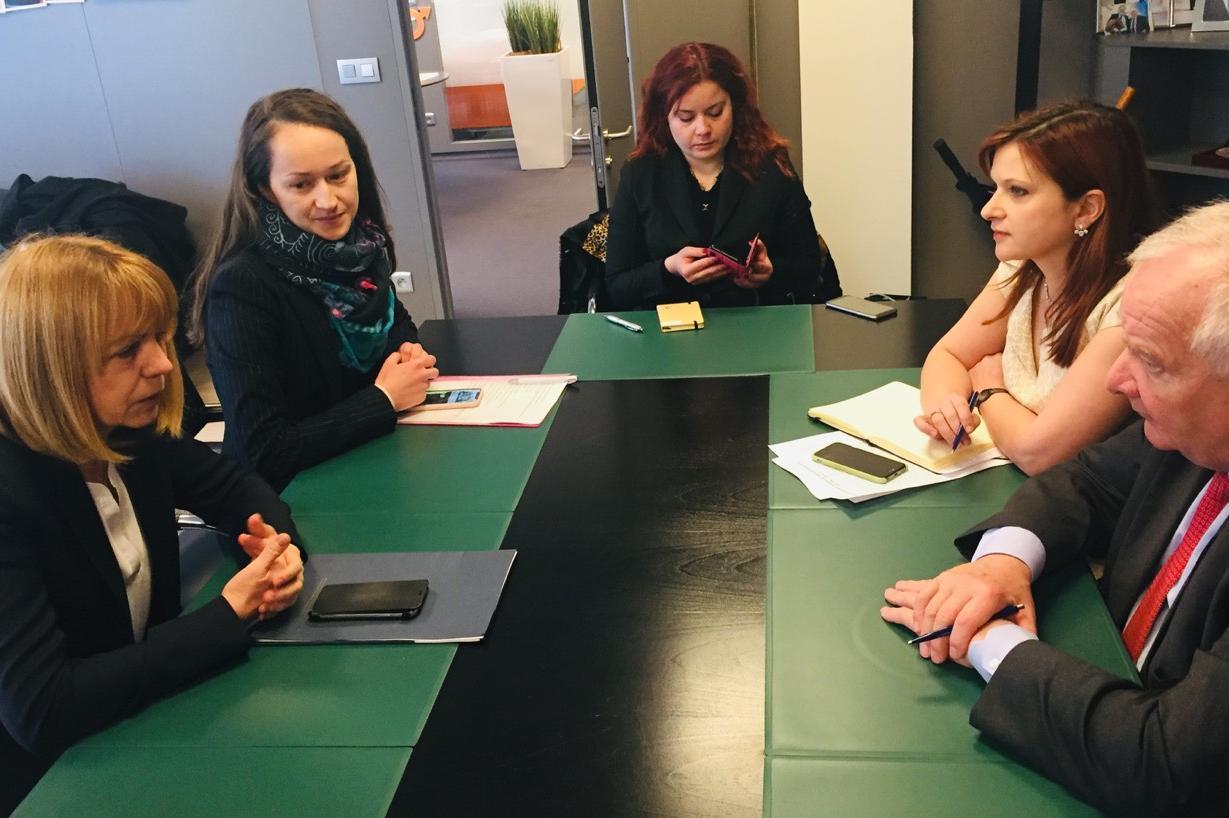 Столичният кмет проведе среща с Жозеф Дол