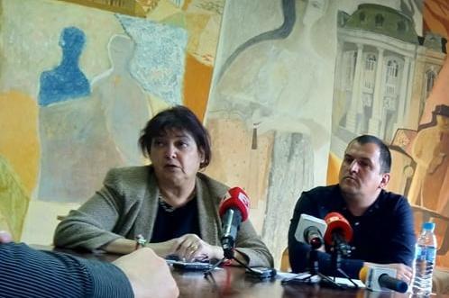Веселин Асенов и Лорита Радева