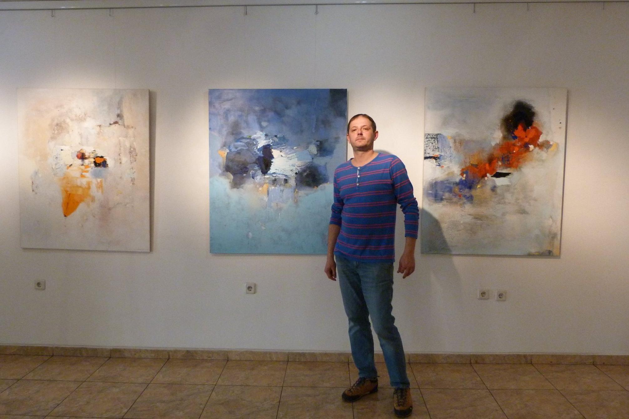 Изложба на Стефан Колев