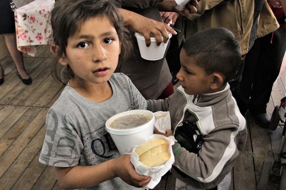 Храна за бедните