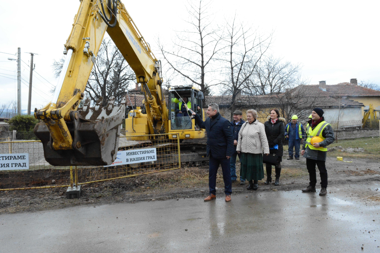 Започва изграждането на канализация в кв. Горубляне