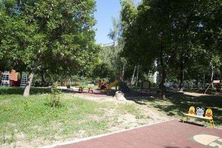 Проект в детска градина Брезичка
