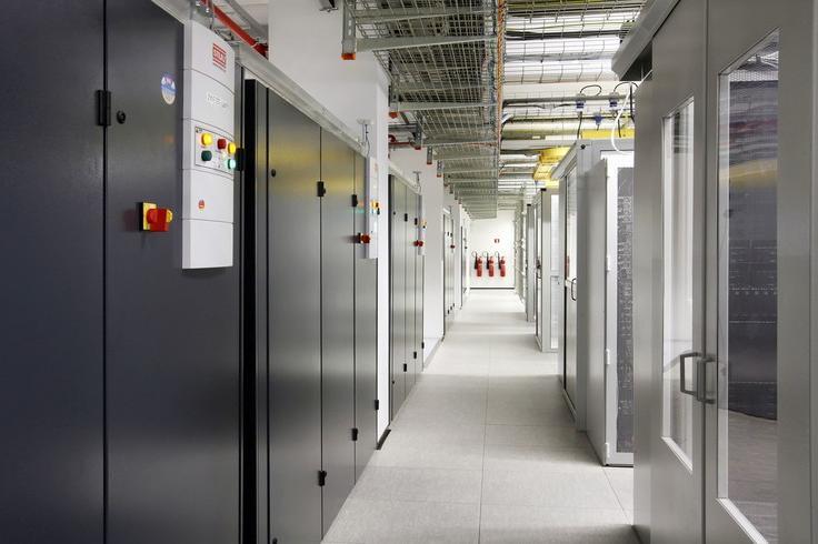 Втория център за данни в София